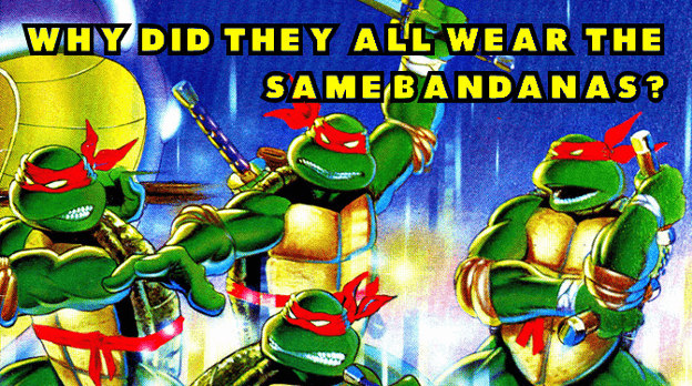 Ever Since Its Release In 1989 Gamers Have Been More Than A Little Confused By The Original Teenage Mutant Ninja Turtles Game For NES