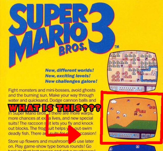 5 Things you Never Knew About Super Mario 3! - DKOldies: Retro Game