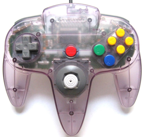 What was Nintendo Thinking when They made the N64 Controller